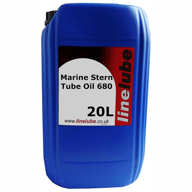 linelube Marine Stern Tube Oil 680