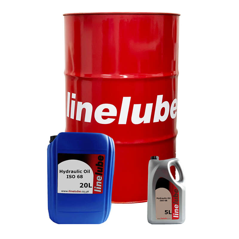 linelube Hydraulic Oil ISO 68