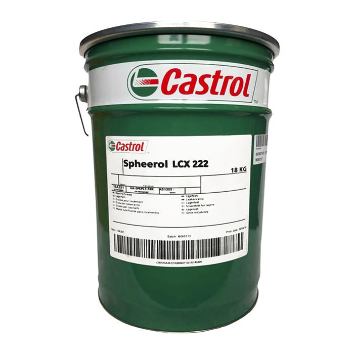 Castrol Spheerol LCX 222