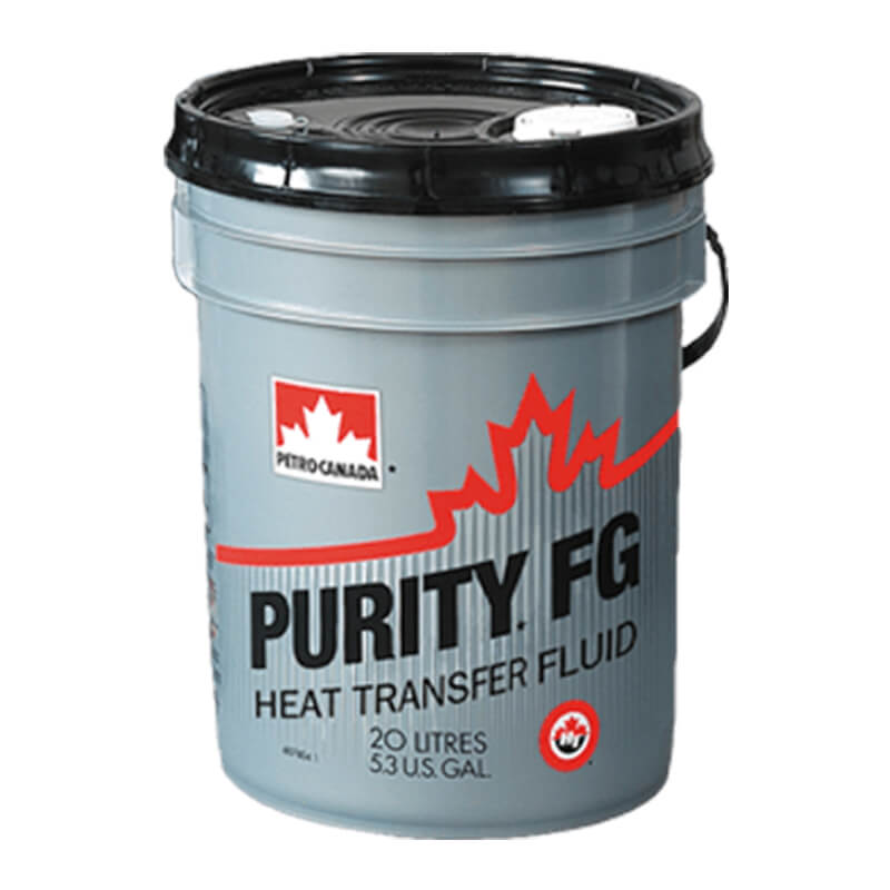Petro-Canada Purity FG Heat Transfer Oil