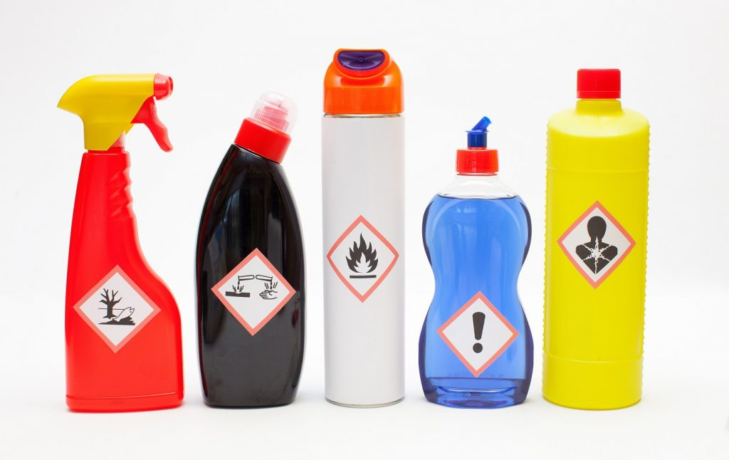 Cleaning Agents in the Marijuana Industry