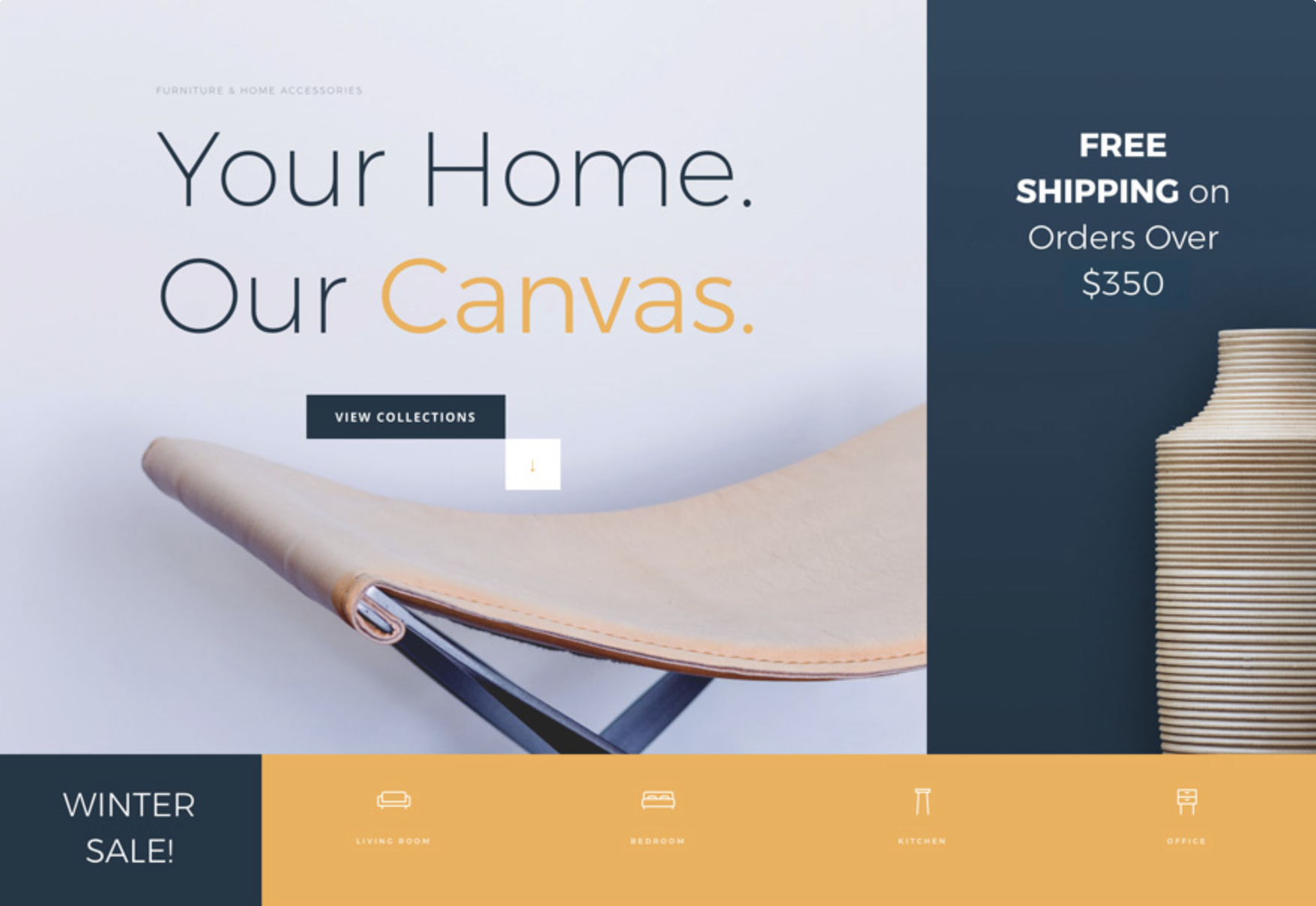 Download Divi Furniture Sale Layout