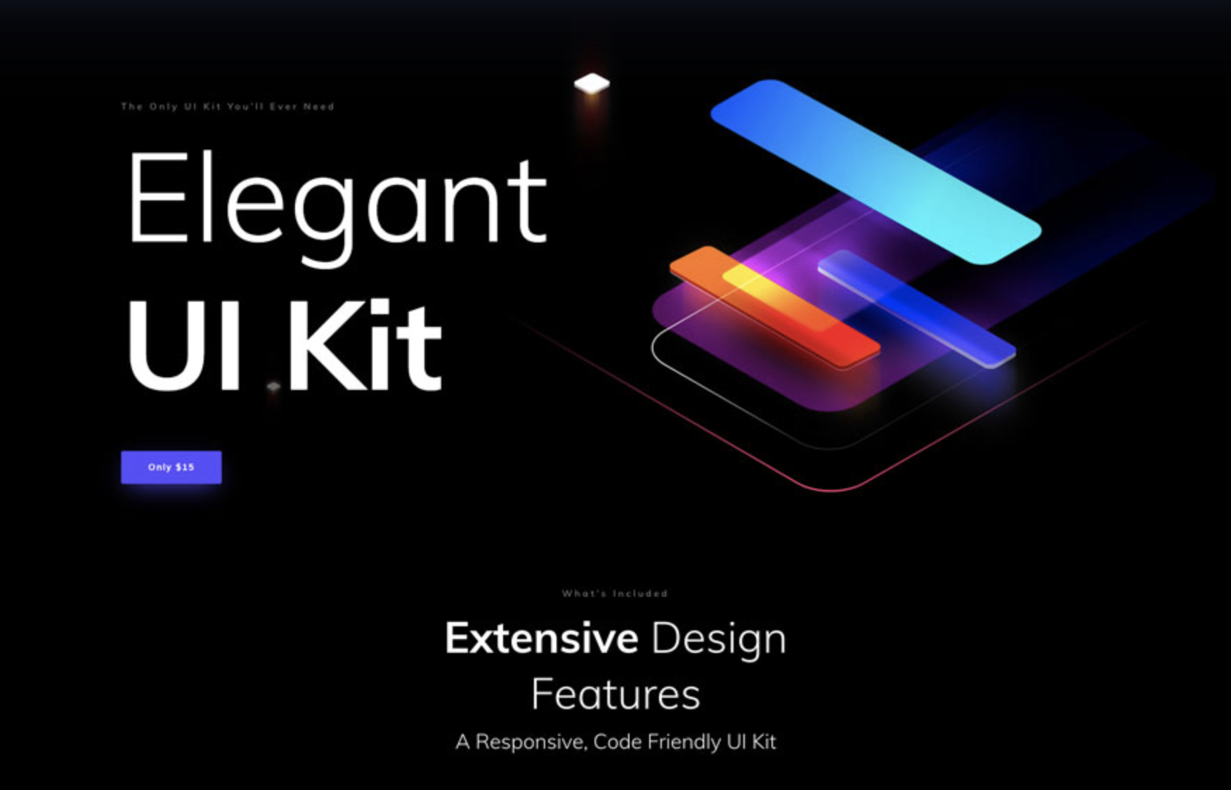 Download Divi UI Kit Layout
