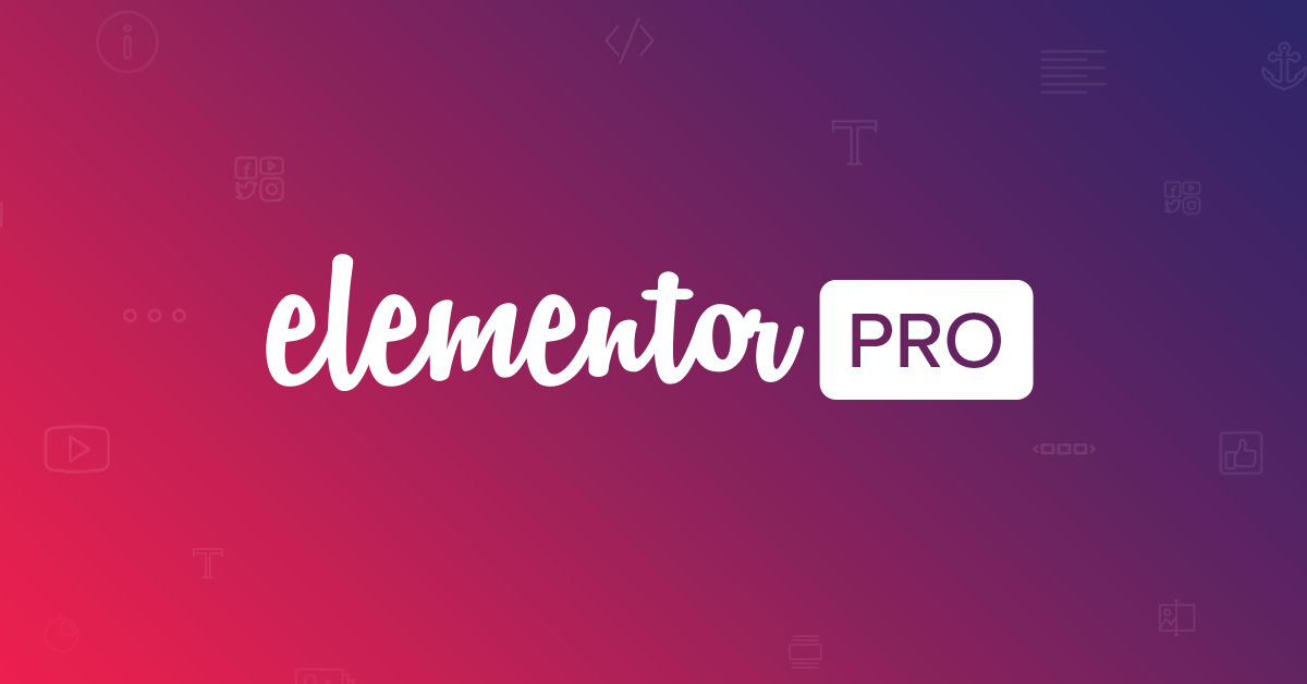 Download Elementor Pro Plugin
