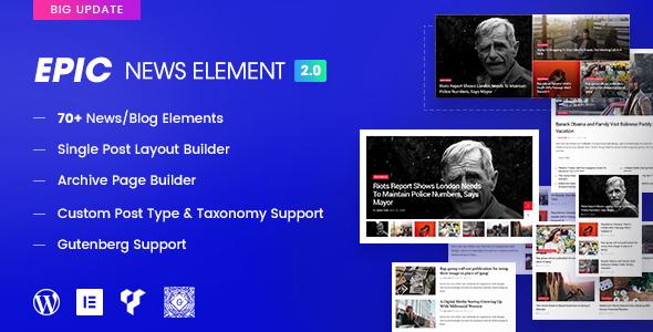 Epic News Element 2.2.2
