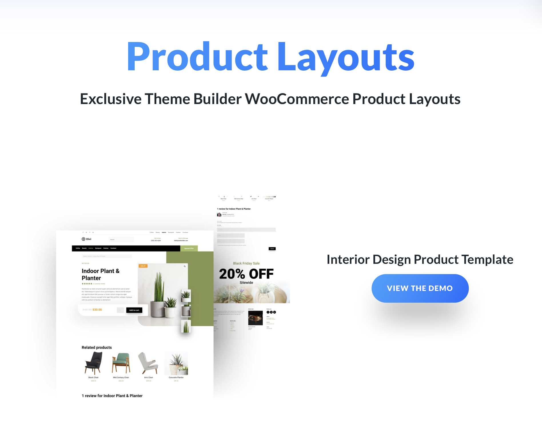 Download WOOCOMMERCE PRODUCT LAYOUT PACK