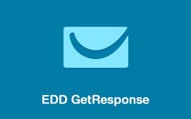 Easy Digital Downloads GetResponse Addon