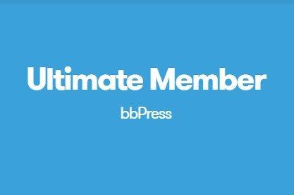 Ultimate Member bbPress