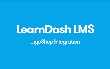 LearnDash LMS JigoShop Integration Addon