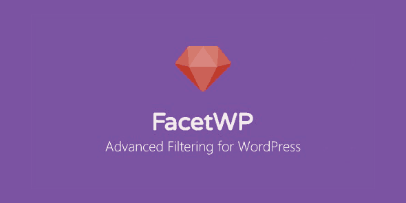 FacetWP-Advanced Filtering Plugin for WordPress