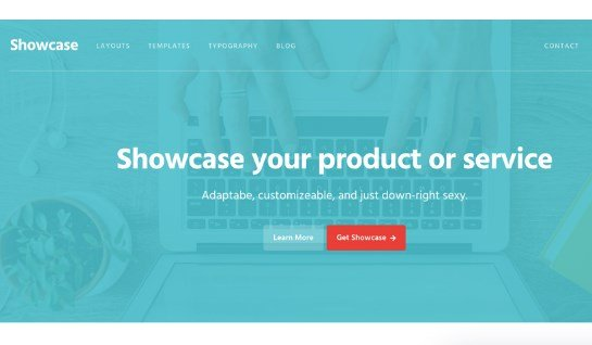 StudioPress Showcase Pro Theme