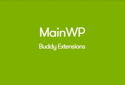MainWP Buddy Extension