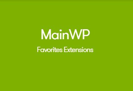 MainWP Favorites Extension
