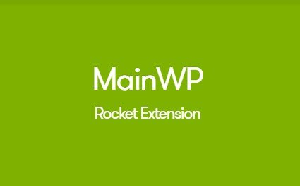 MainWP Rocket Extension