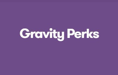 Gravity Perks Wordpress Plugin