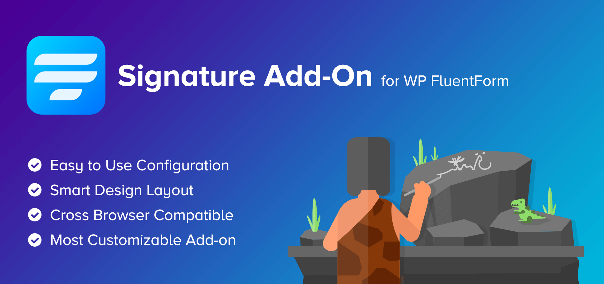 Signature Add-On for WP FluentForm