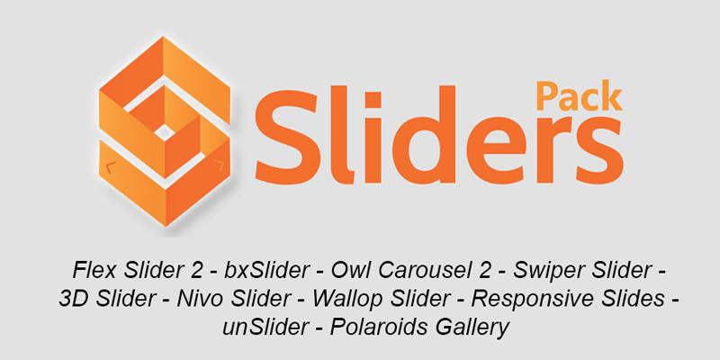 SlidersPack Pro