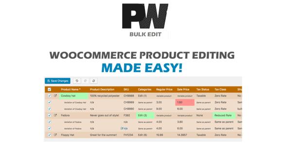 Pimwick – WooCommerce Bulk Edit Pro