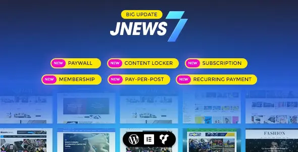 JNews – Newspaper Magazine Blog AMP Theme