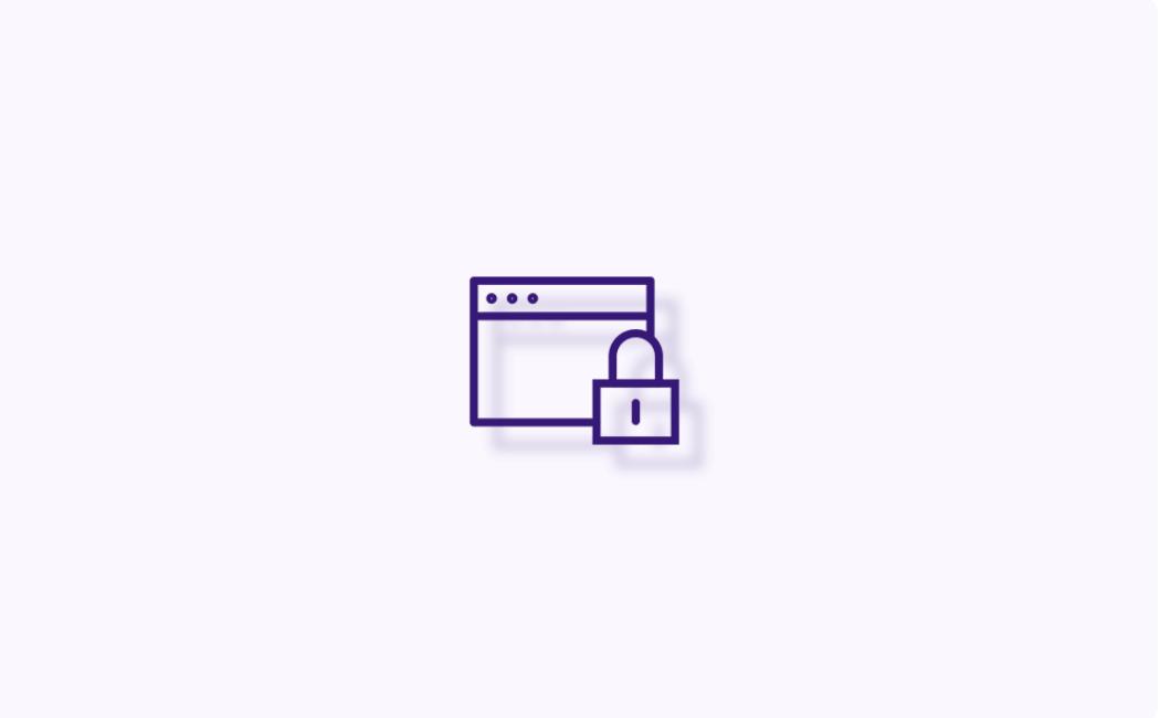 Digits Forced Login Page Lock