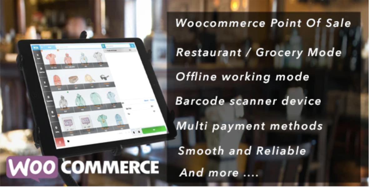Openpos – WooCommerce Point Of Sale(POS)