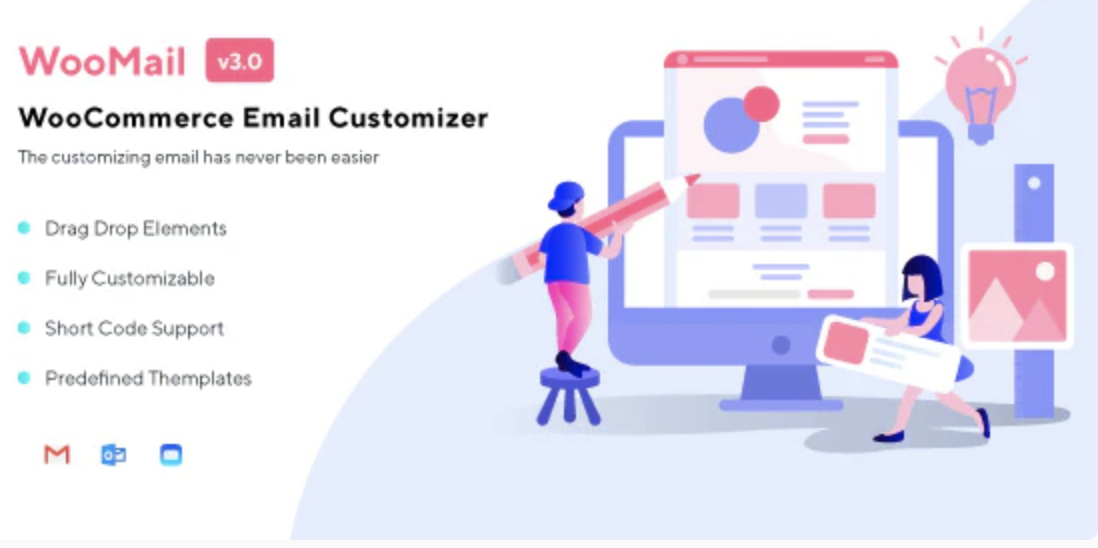 WooMail – WooCommerce Email Customizer