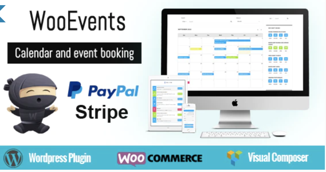WooEvents – Calendar and Event Booking