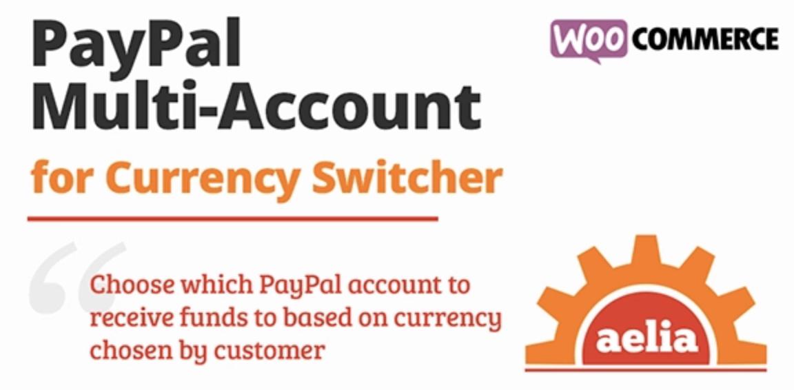Aelia Woocommerce Paypal Standard