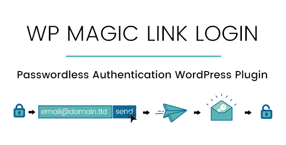 WP Magic Link Login – Passwordless Authentication WordPress Plugin
