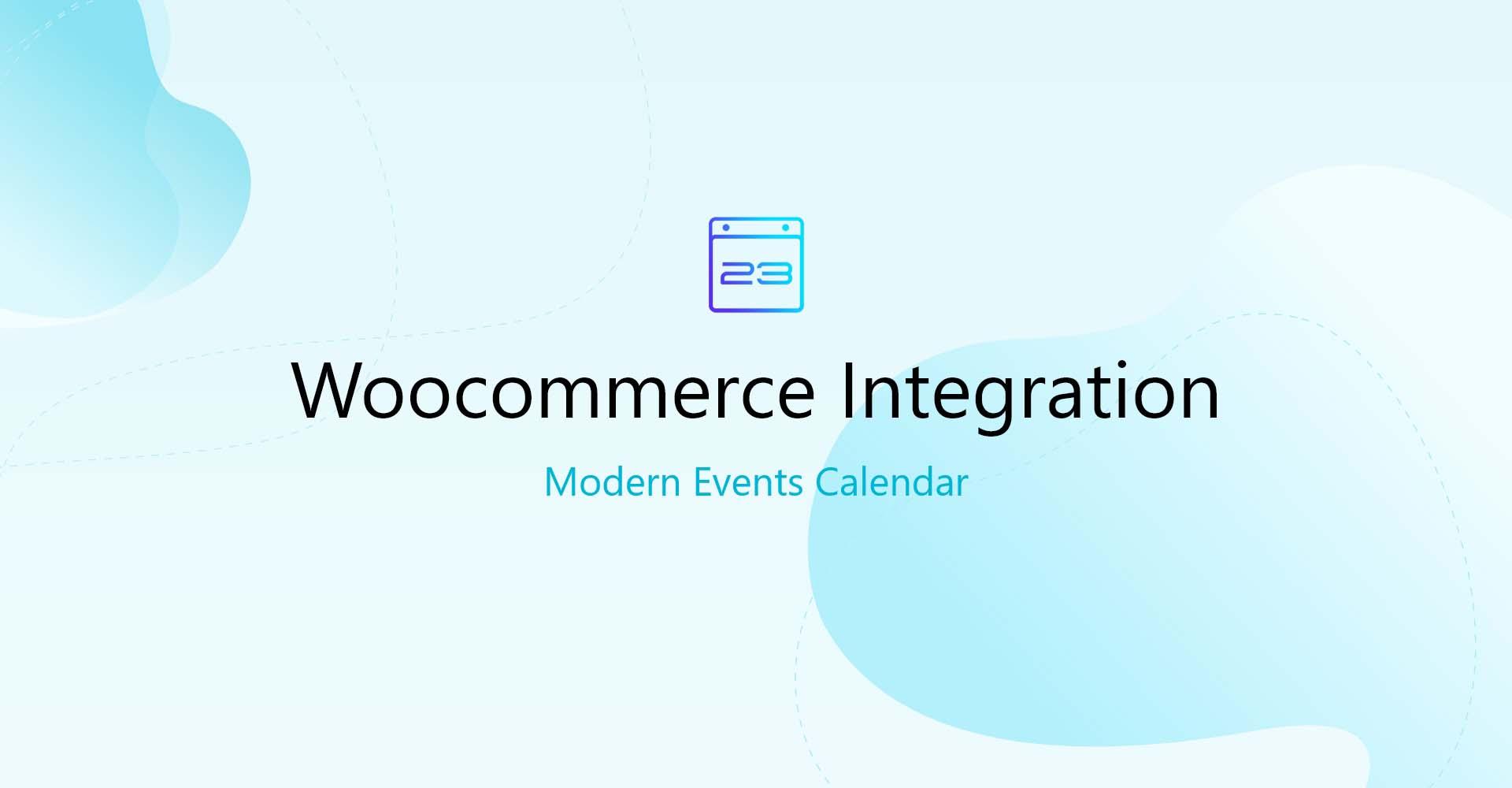 Modern Events Calendar WooCommerce Integration 1.4.2