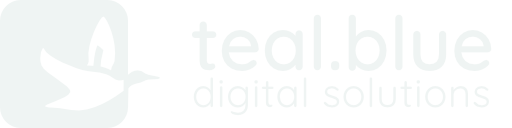 Teal Blue Digital Solutions