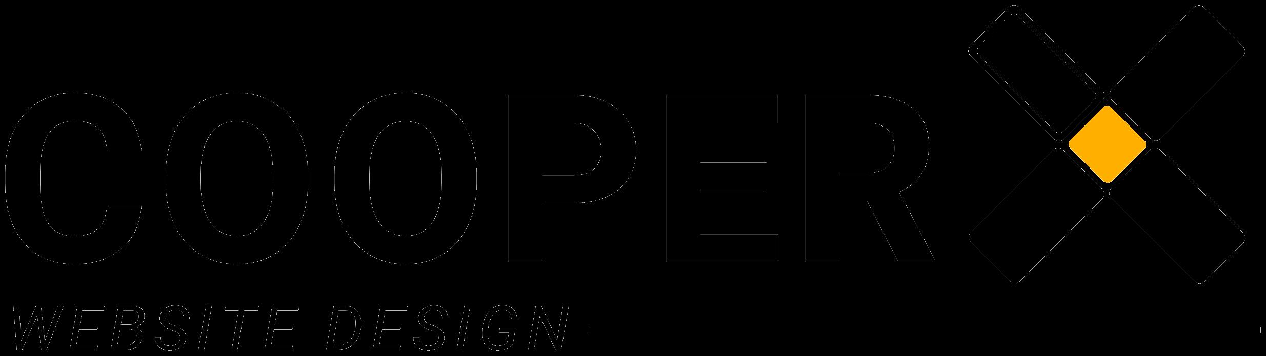 CooperX Website Design Logo