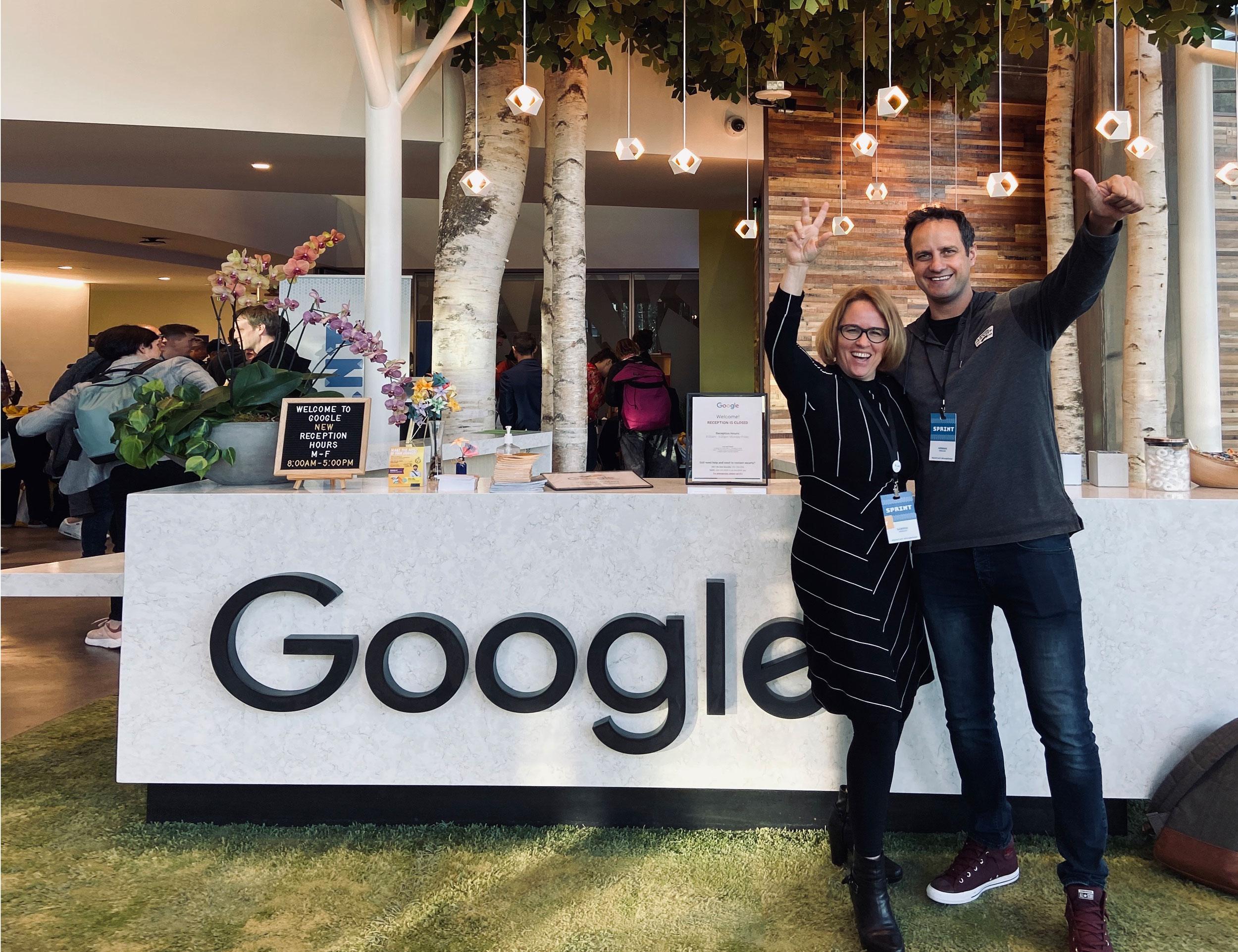 Google Design Sprint Conrference