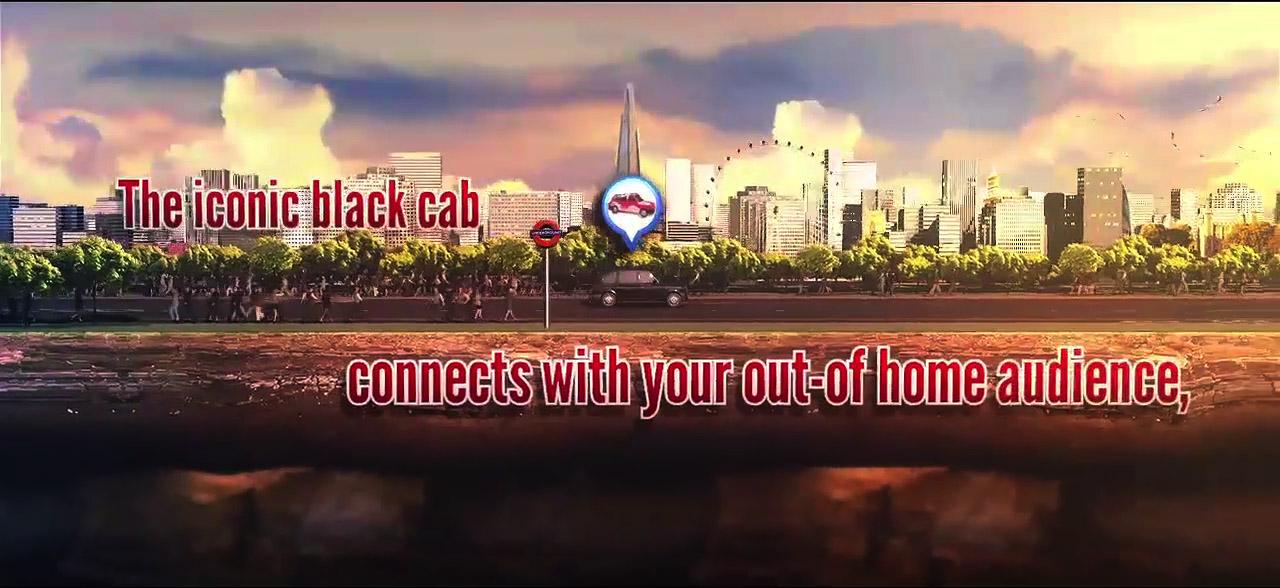 London Taxi Advertising