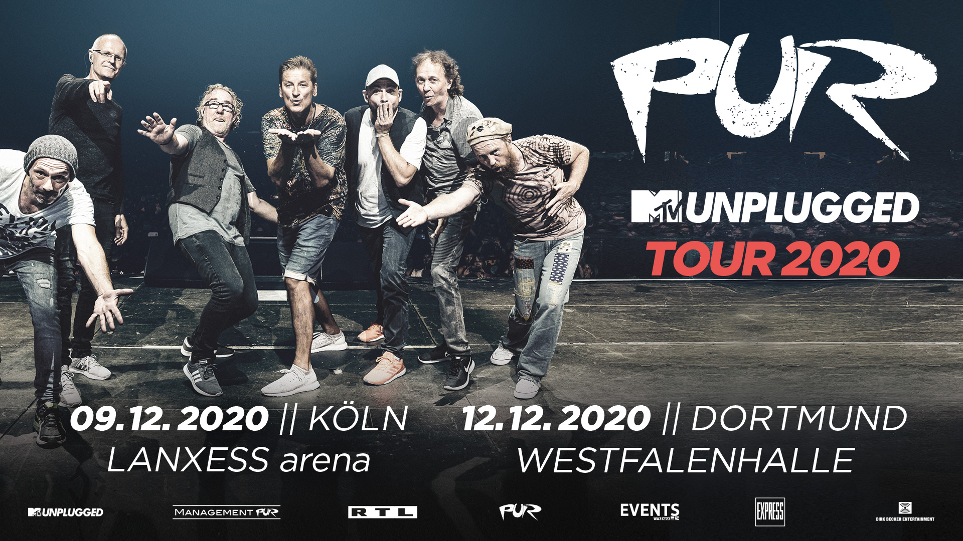 pur unplugged tour 2020