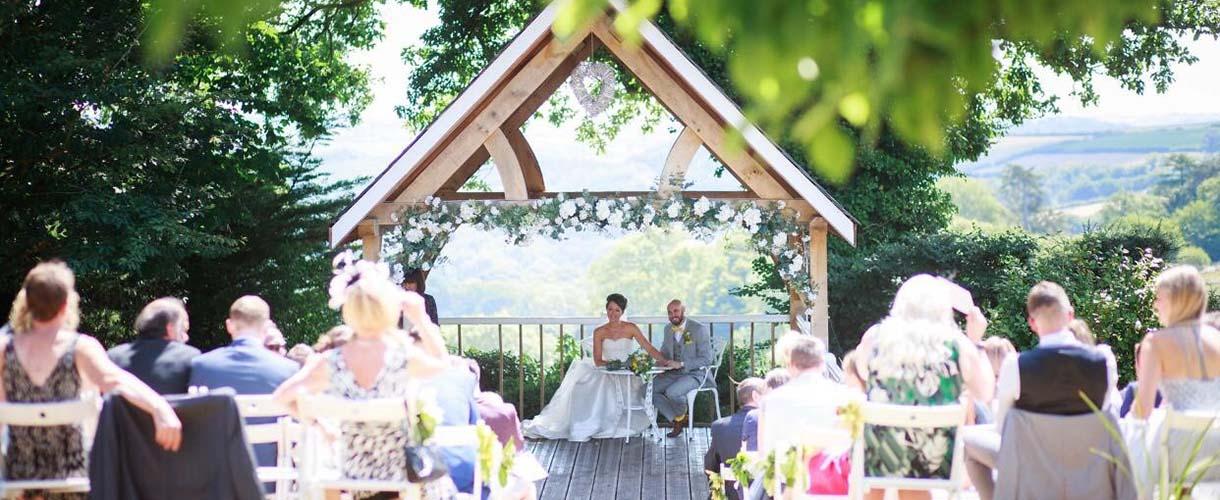 Wedding Venues with Accommodation Bideford, North Devon