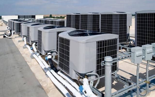 Main Types of Commercial Air Conditioning Systems