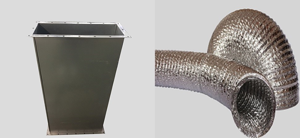 types of ductwork