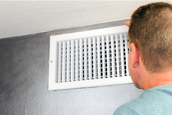closed air vents