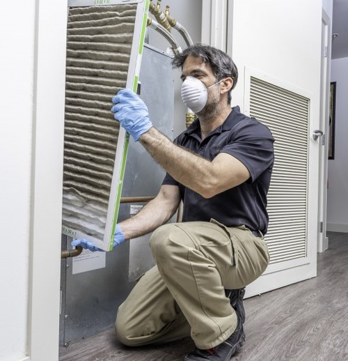 time for furnace maintenance