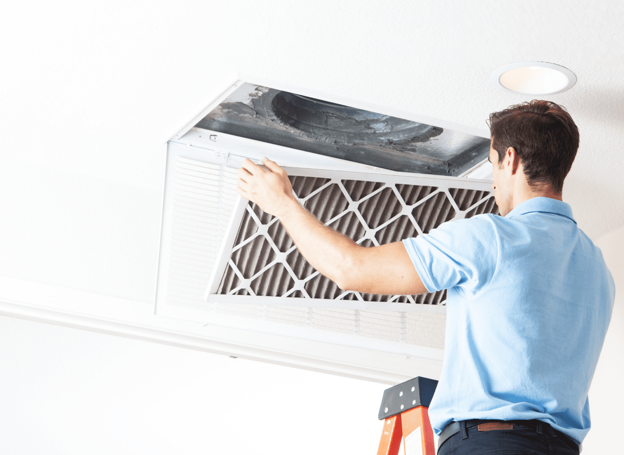 Can HVAC system run without air filter