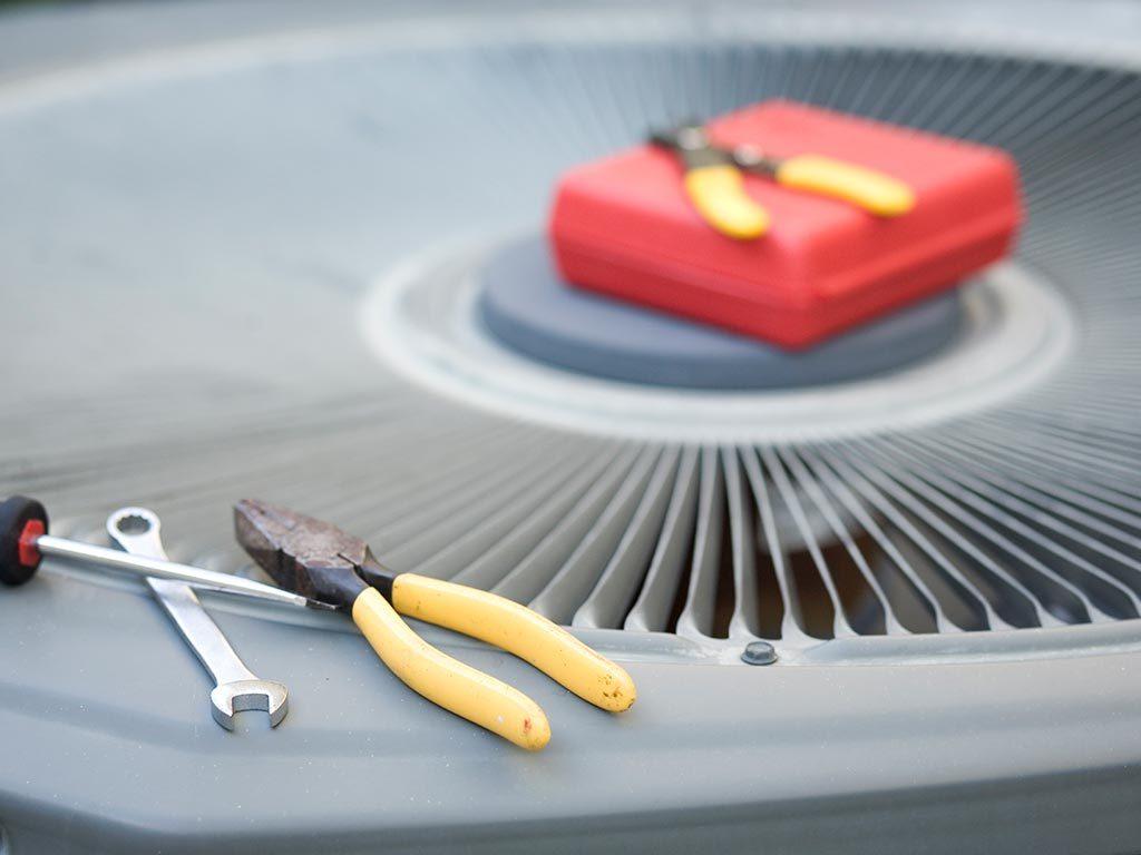 HVAC Maintenance Schedule