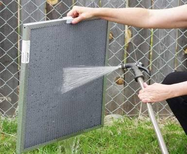 washable ac filter