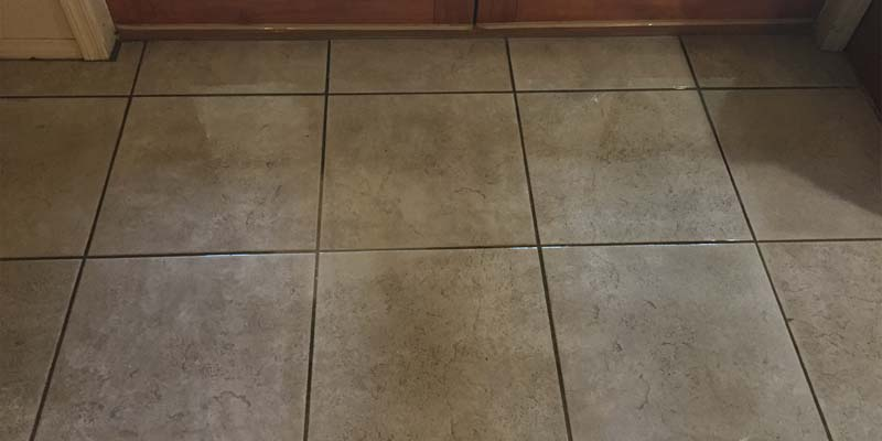Before Tile Cleaning in Mesa AZ