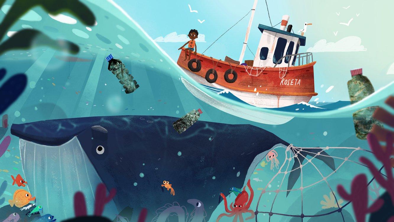 4 British Animation Awards Nominations!
