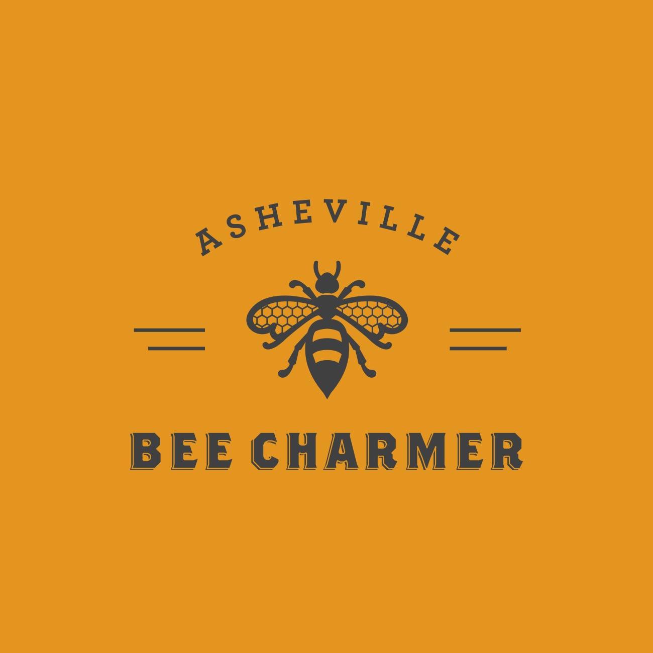 Asheville Bee Charmer Logo