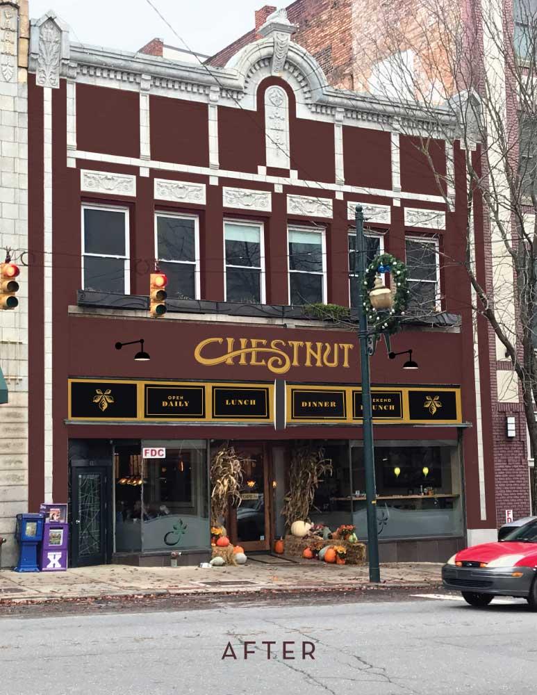 Chestnut facade NEW mockup