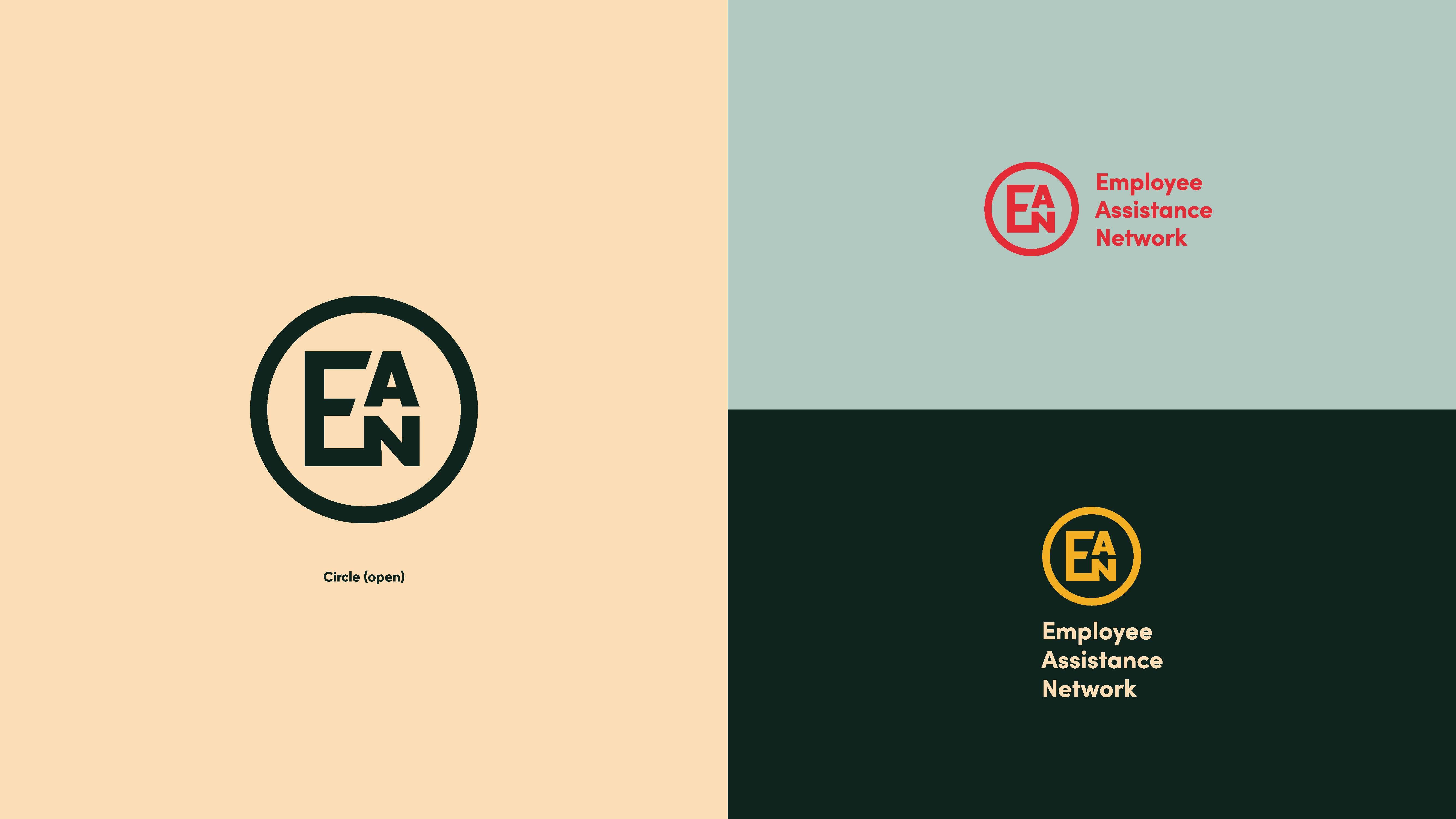 EANNC logo colors