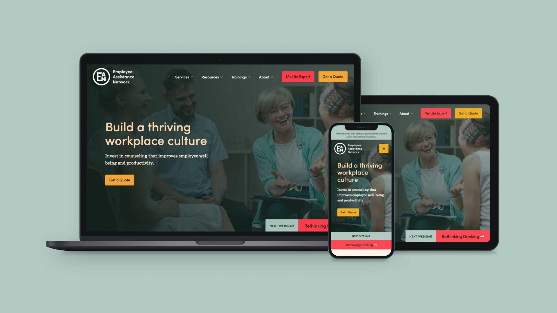 EANNC website