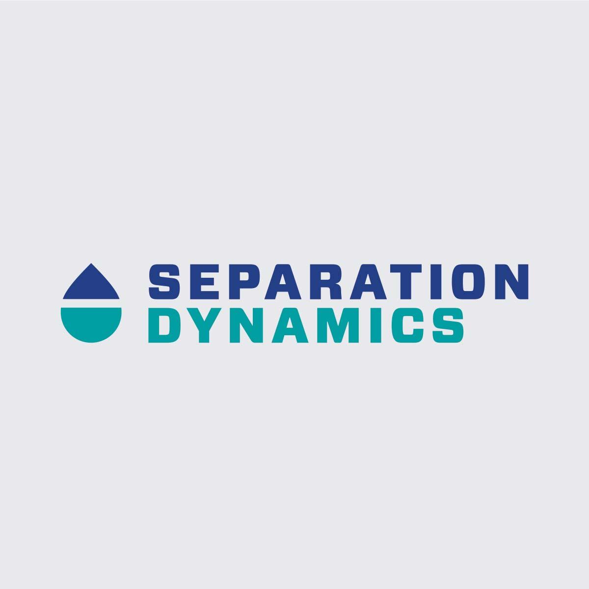 Separation Dynamics alternative logo lockup